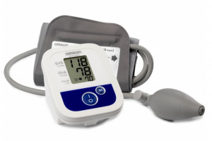 Vérnyomás / Lázmérő
