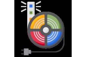 LED szalag / vezérlő