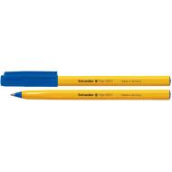 "SCHNEIDER Golyóstoll, 0,3 mm, kupakos, SCHNEIDER ""Tops 505 F"", kék"
