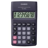 """Zsebszámológép, 8 számjegy, CASIO """"HL-815"""""""
