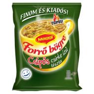"Instant leves, MAGGI ""Forró Bögre"", csípős csirke."