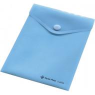 Irattartó tasak, A7, PP, patentos, PANTA PLAST, pasztell kék