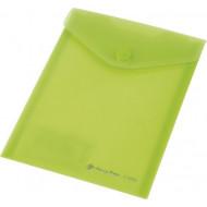 Irattartó tasak, A7, PP, patentos, PANTA PLAST, pasztell zöld