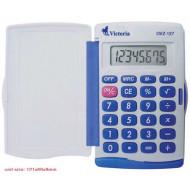 """Zsebszámológép, 8 számjegy, VICTORIA """"GVZ-127"""""""