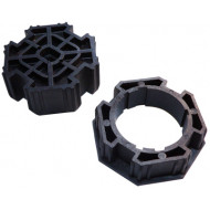 DASPI DOMINO 90751 Redőnydugó illesztő közgyűrű pár, DASPI DOMINO redőnymotorokhoz, 67.5mm.