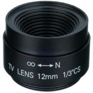 FEIHUA FH-1220F 12mm, 28°, F/2.0, 1/3 col, fix írisz, CS.