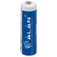 Midlan Alan akku 2700mA NiMh AA Újratölthető NiMh akkumulátort 451/456R-hez, 2700mAh, AA méret, 1.2V.
