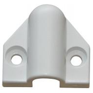 Műanyag lezárósapka Műanyag lezárósapka fém kábelátvezető gégecsőhöz.