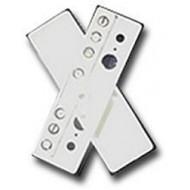 Pyronix JB10 7 pólusú kötődoboz, szabotázsvédett, fehér, 78x24x22mm.