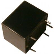 Relé H200S EER3H 1 váltóérintkezős relé, 12VDC tekercs, NO/NC kimenet, forrasztható.