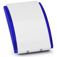 SATEL SPW-210 BL kék Beltéri sziréna, 3 különböző hang, szabotázsvédett, 12VDC, kék.