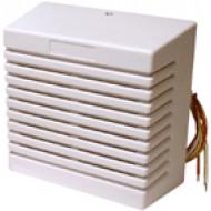 SIM 1209 1 vagy 2 hangú, beltéri, 12W, 85dB/m, fehér, műanyag, fali, 12VDC.