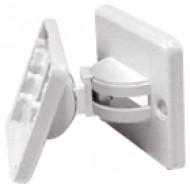 SNODI-B Univerzális, fali infratartó, forgatható, billenthető, fehér.