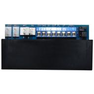 SOLO panel Vezérlőelektronika SOLO kültéri hang- és fényjelzőhöz, tokozott, IP34.