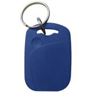 SOYAL AM KeyTag No.1 13.56 MHz kék Kulcstartós Proximity tag, téglalap alakú, F08, 13.56MHz, kék.