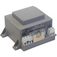VF-TR 20C Beépíthető transzformátor, 230VAC / 24VAC, 1.25A, 20VA, biztosítékkal..