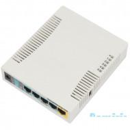 Wlan Accp Mikrotik RB951Ui-2HnD L4 128Mb 1xUSB
