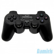Esperanza Corsair vibrációs gamepad EG106 (PC/PS2/PS3)   gamepad