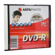 AGFA PHOTO DVD-R 16x 4.7GB 120min írható DVD lemez