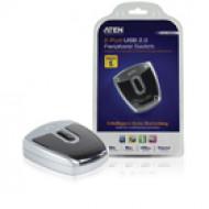Elosztó Printer 2 - 1 USB (manual) ATEN US-221A