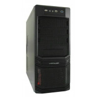 "LC Power Pro-925B Pro-Line 600W 600W,Black,3x5,25"",3x3,5"",ATX,2xUsb,Audio,425x180x475 mm"