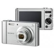 "Sony CyberShot DSC-W800 Silver 20,1MP,Zoom5x,LCD2,7"",Silver,SD/SDHC,96,8x55,5x20,8mm,109g,HD"