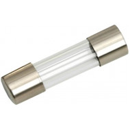 Olvadó biztosíték, 200 mA / 250 V, 5x20 mm, lassú kioldású.