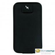 TnB UPC16B Class Collection fekete telefon tartó (6*11,5cm)