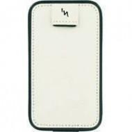 TnB UPC16W Class Collection fehér telefon tartó (6*11,5 cm)