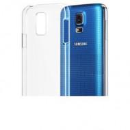 Samsung Galaxy S5 mini Ultra Slim 0.3 mm szilikon hátlap tok, átlátszó
