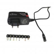 Adapter Tablet Hálozati AC Media-Tech 2,5A MT6267 8-töltőfejjel