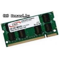 CSX DDR2 SO-DIMM 2Gb/ 533MHz CSXO-D2-SO-533-2G