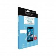 MYSCREEN Samsung Galaxy A7 (SM-A700F) Képernyővédő fólia törlőkendővel (2 féle típus) CRYSTAL/ANTIREFLEX G51282 - használt