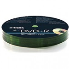 TDK DVD+R47*10 bulk 16x csomag t78648