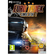 SCS SOFT szoftver Euro Truck Simulator 2