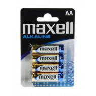 Maxell LR6*4 alkáli ceruza
