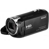 """SONY Videókamera HANDYCAM HDR-CX405B FHD LCD 2,7"""", 2,29 MP, 30xOP, 350xDIG, 26,8 mm-es nagy látószögű ZEISS objektív, Exmor R CMOS szenzor, BIONZ X processzor, SteadyShot, HDMI, STD, Fekete"""