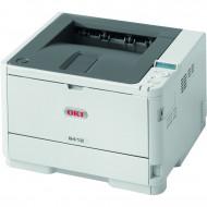 OKI Lézer LED nyomtató B412dn fekete, 512MB, USB/Háló, A4 33lap/perc FF, 1200x1200 dpi, Duplex