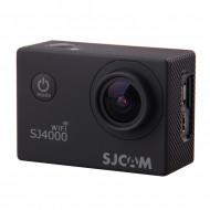 SJCAM Sportkamera SJ4000 WIFI, Full HD, Vízálló tokkal, fekete