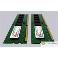 CSX Desktop 4GB (2x2GB KIT) DDR3 (1600Mhz, 128x8) Standard memória KIT