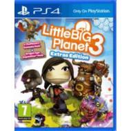 SONY PS4 Játék LittleBigPlanet 3