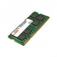 CSX Notebook 1GB DDR2 (533Mhz, 64x8) SODIMM memória CSXO-D2-SO-533-1GB