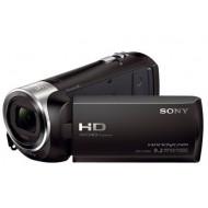 "SONY Videókamera HANDYCAM HDR-CX240E FHD LCD 2,7"", 2,29 MP, 27xOP, 320xDIG, Exmor R CMOS szenzor, BIONZ X processzor, SteadyShot, Fekete"