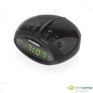 Hyundai RAC213B rádiós ébresztőóra fekete