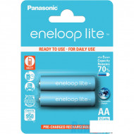 Panasonic 950mAh Lite 2xAA akkucsomag