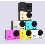 SJCAM SJ4000 akciókamera sárga