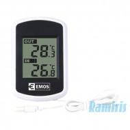 Emos E0041 Vezetékes Hőmérő