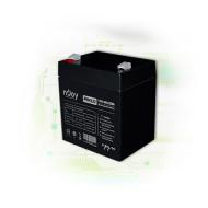APC (NJOY) Akkumulátor 12V/4.5Ah Zárt gondozás mentes AGM [RBC11 (16), RBC43 (8)]