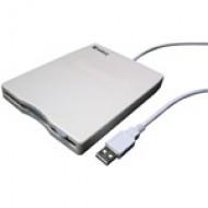 Sandberg külső floppy meghajtó USB fehér