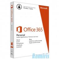 Microsoft Office 365 Egyszemélyes verzió Elektronikus licenc szoftver
